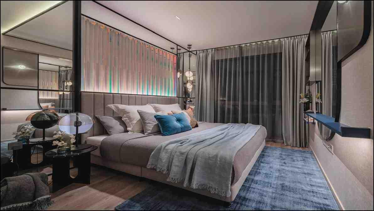The Watergardens - 3BR Master Bedroom