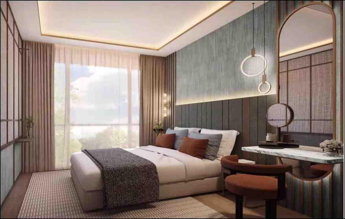 The Watergardens - 4 BR premium Master Bedroom