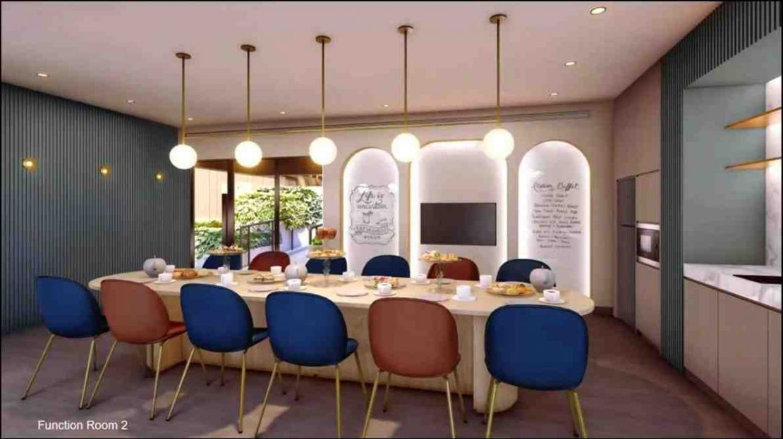 The Watergardens -Function room-2