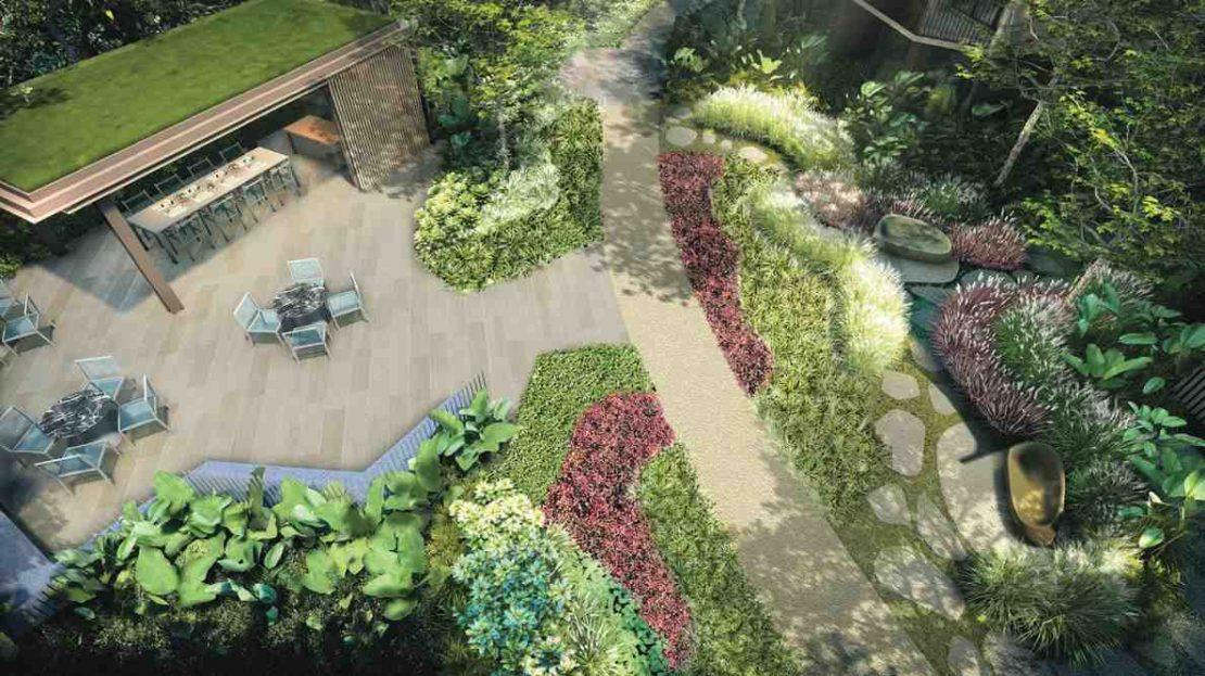 The Watergardens - Meadow Gardens