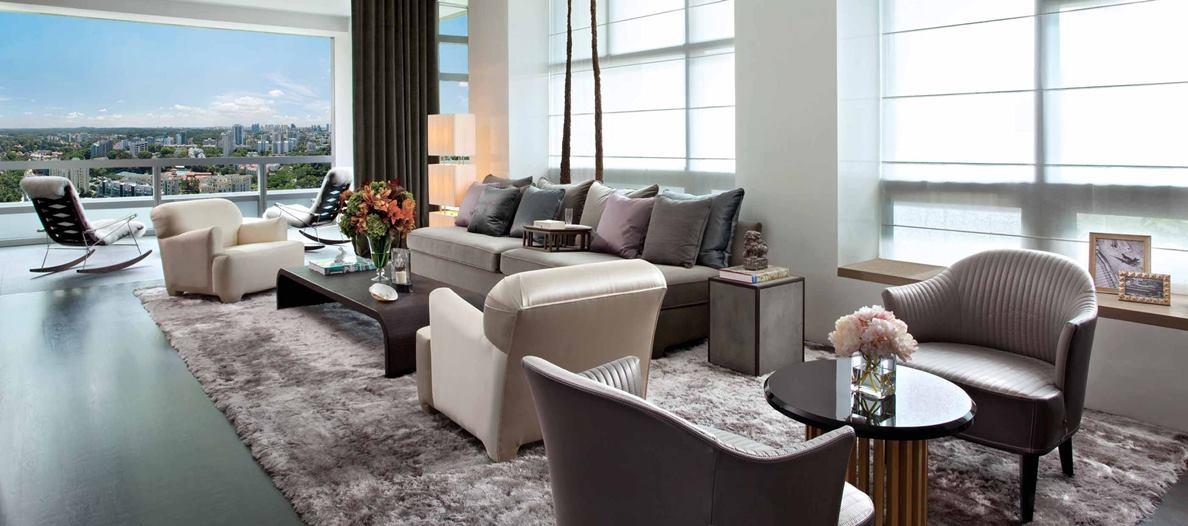 Nouvel 18 - Living room