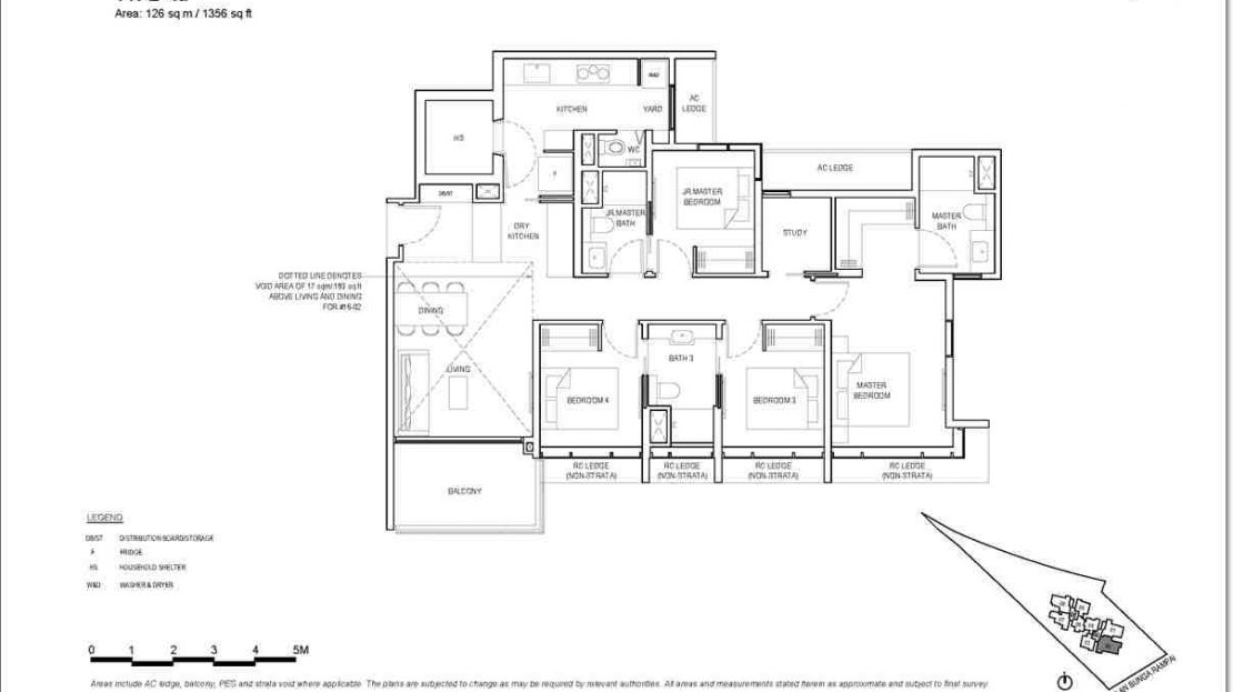Bartley Vue Floor Plan_4BR