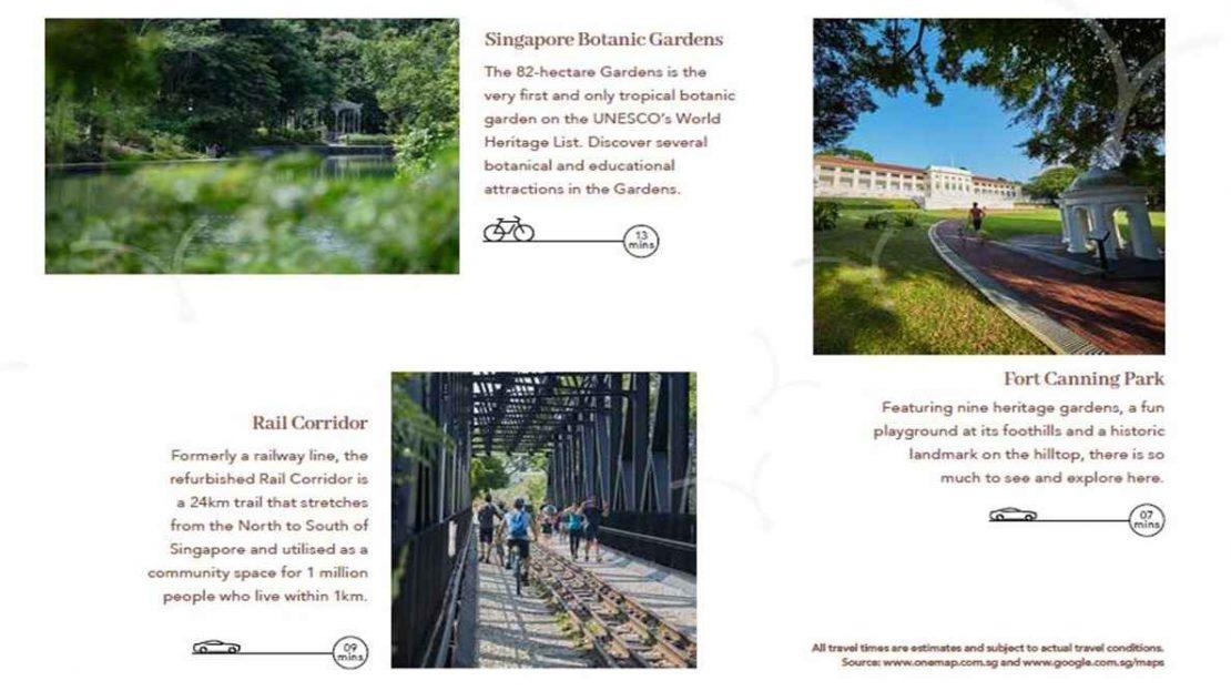 Jervois Mansion - Botanical Garden