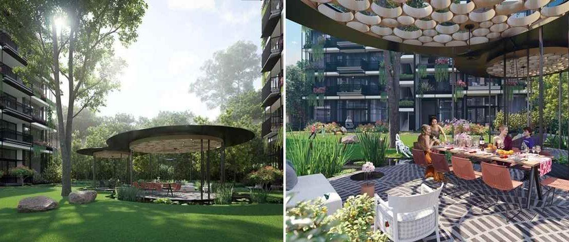 Jervois Mansion - Lawn Court Pavilion