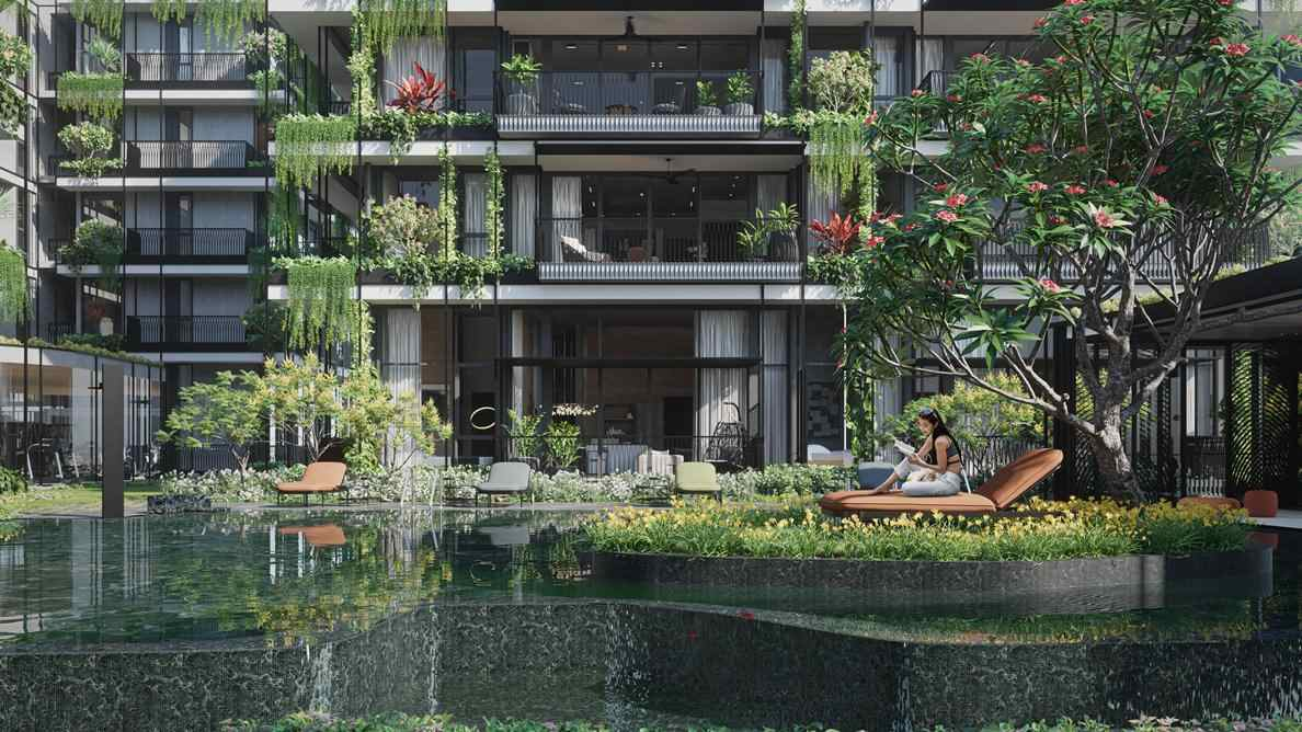 Jervois Mansion - Wading Pool
