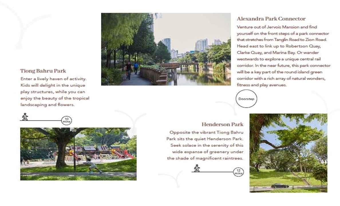 Jervois Mansion - Nature Park